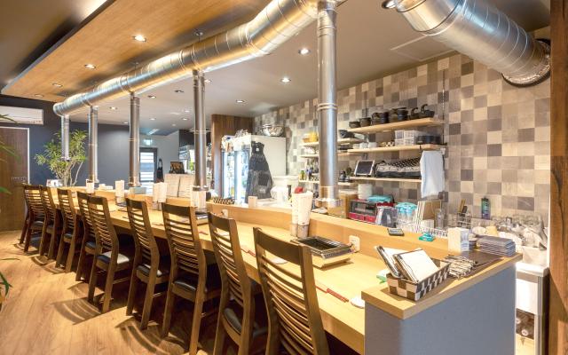 宮崎和牛や新鮮な魚が楽しめる店 岡山県の郷土料理「そずり鍋」をぜひ味わって