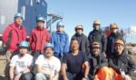 南極生活 観測隊交代式⑤