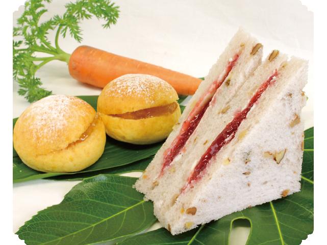 絵本に出てくる「これ!」食べたい「チリとチリリ」のサンドイッチ