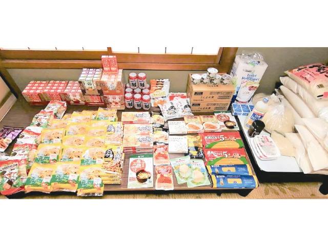 おのみなとこども食堂が 「ひとり親家庭応援キャンペーン」<br/> お米や農作物、食品にお菓子などを提供中