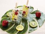 かわいい、おいしい、簡単!makimakiクッキング<br/>「ライスペーパーdeアイス フルーツデコレーション」