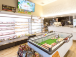 業務用食肉卸の直営小売店<br/>上質なお肉を卸価格で、揚げたて惣菜も