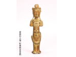 −第22回−文化財 仏像のよこがお「あらぎ島を見守る真鍮製の仏像」
