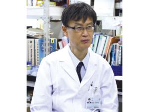 和歌山県立医科大学の雑賀司珠也副学長・医学部眼科学講座教授