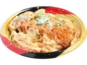 手鍋作りのロースカツ丼 538円