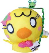 ▲こぴちゃん 和歌山市「子育てひろば」のキャラクター