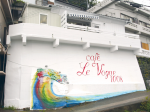 古民家をリノベーション 波の音と潮風に癒やされるくつろぎのカフェ