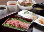石垣牛やアグー豚など石垣島産食材と 地元和歌山の食材で独創的な料理に