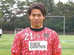 課題を乗り越え 今年こそJFL昇格を 吉田泰順選手