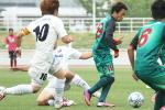 関西リーグ第7節レポート ライバルと勝ち点1を分け合う