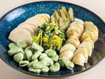 旬の野菜をもっとおいしく!山浦さんのぬか漬け春夏秋冬 春の野菜