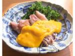 みそソムリエ宮本さんの味噌漬け春夏秋冬「烏賊(いか)と菜の花の味噌黄身酢がけ」