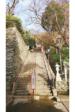 寺や神社の石段、上りきったときの爽快感 頂上目指し、一段一段に幸せを祈願 膝下の疲れには、太ももの筋肉を意識するのがポイント