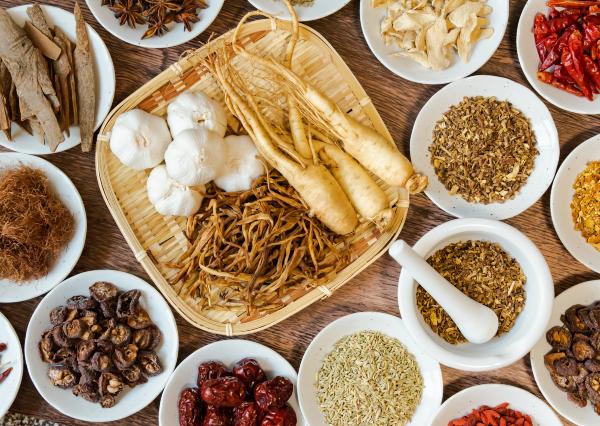 体の中から健康になれる料理<br/>和歌山のおいしい薬膳料理店