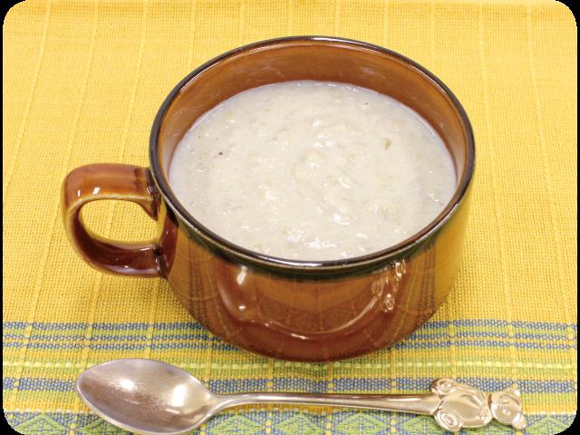 里芋とさつまいもの秋スープ