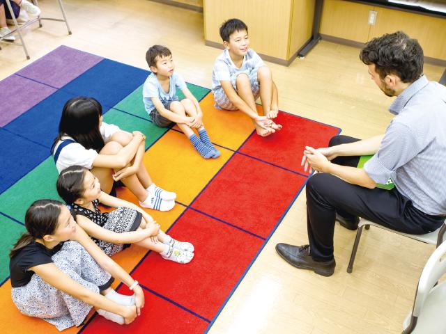 小学生で英検2級合格を目指す 和歌山駅前にネイティブ英語教室が開校