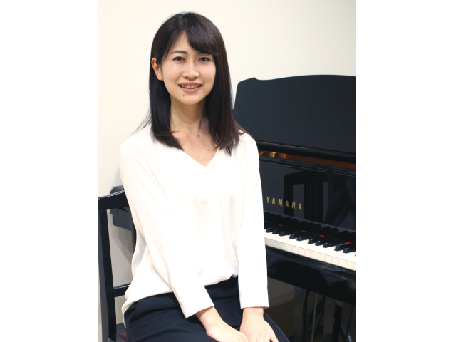 ピアノに癒やされ 音楽が心の強みに