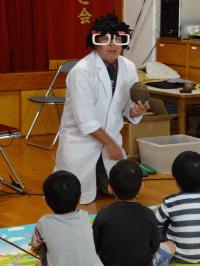 「うんこは運を呼ぶ」ウンコ博士の健康のウンチ句 ~子どものための食育セミナー~