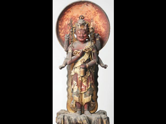 −第8回−文化財 仏像のよこがお「度重なる難を乗り越えた仏像」