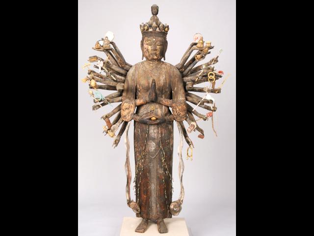 −第11回−文化財 仏像のよこがお「霊験あらたかな粉河観音」