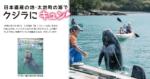 日本遺産の地・太地町の海で クジラにキュン♡