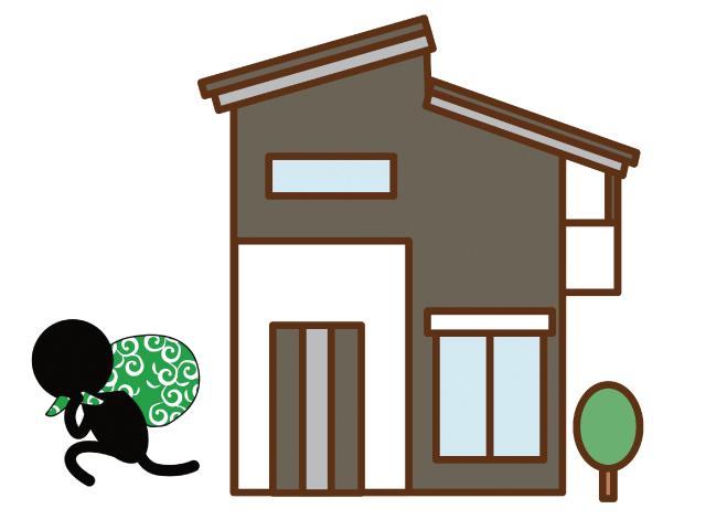 立地環境、建物の配置、機器・システム導入<br/>設計段階で考えよう!<br/>マイホームの防犯対策